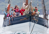 Businesses Come Together To Put The Wind In Kids' Sails.